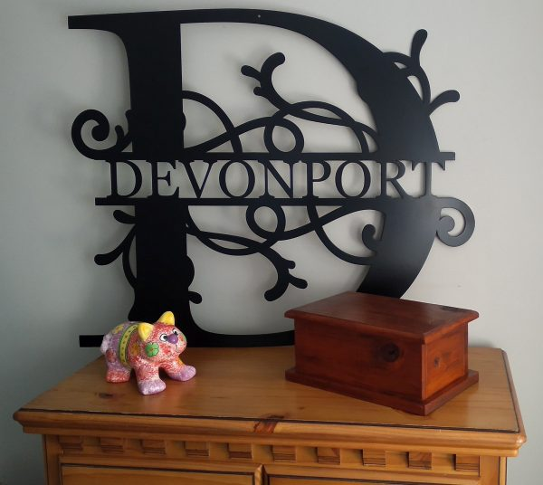 Devonport Monogram