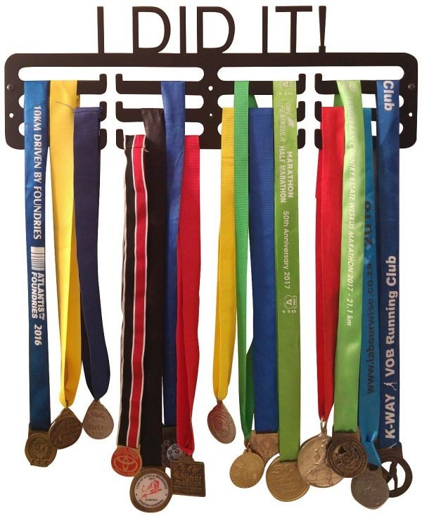 Medal Holder for Sports or Achievements - Black - Buy Steel Products Online