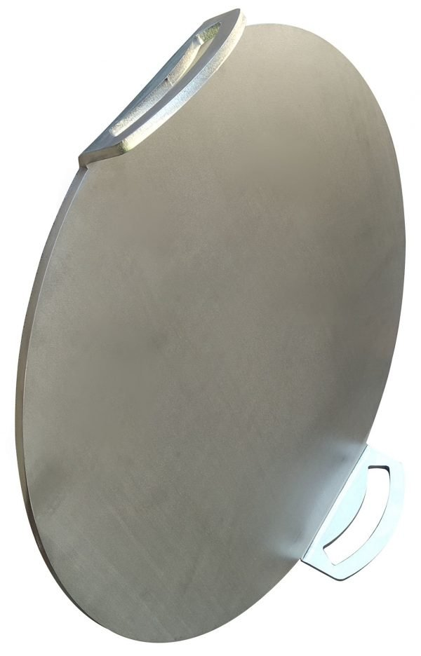 Pizza Baking Sheet - 41 cm Diameter - Stainless Steel - Buy Steel Products Online