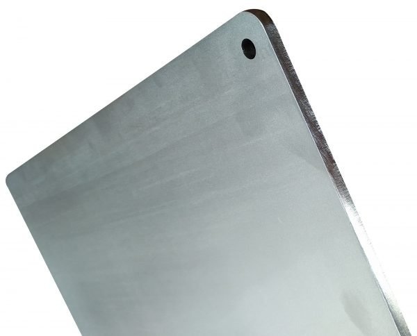 Pizza Baking Sheet - 33 cm x 33 cm - Stainless Steel - Buy Steel Products Online