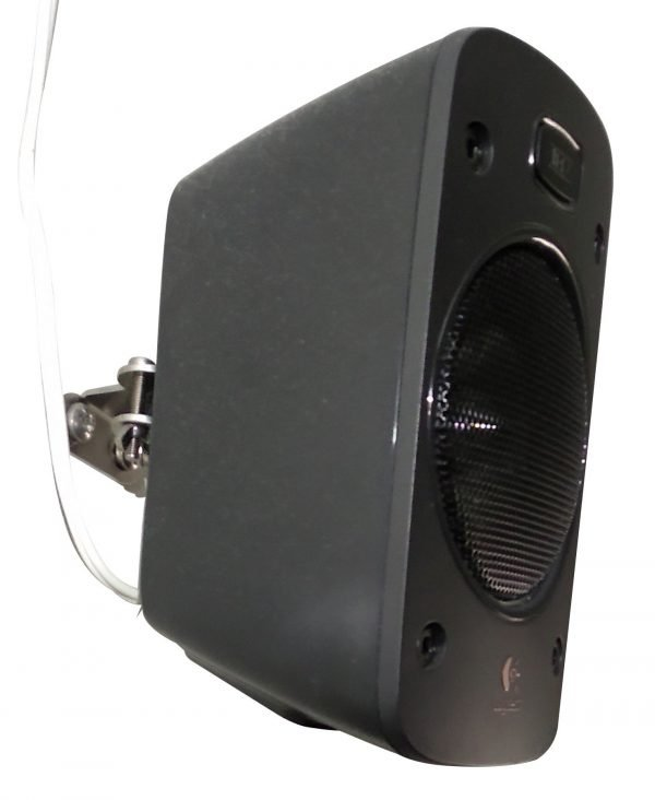 Speaker Mounts x2 - Stainless Steel - Buy Steel Products Online