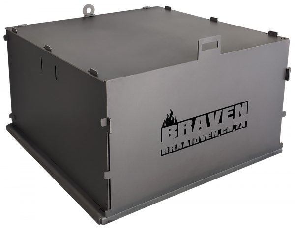 Braven Portable Braai & Pizza Oven - Buy Steel Products Online